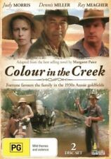 COLOUR IN THE CREEK ( 2 DISC SET ) DVD AUSTRALIAN MOVIE NEW