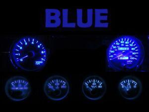 Gauge Cluster LED Dashboard Bulb Blue For Jeep 92 95 Wrangler YJ