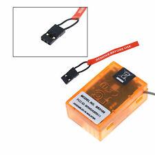 SR3100 3-Channels Receiver For Spektrum DSM2 RC Car, DX3C DX3E DX3S DX4S Orange