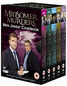 Midsomer Murders: Ben Joness Casebook [DVD][Region 2]