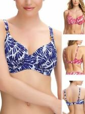 Fantasie Striped Bikini Top Swimwear for Women