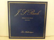 BACH Chorals pour orgue ODILE PIERRE 555