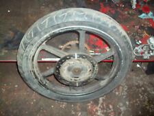 Honda CBR 125 rear wheel 2005 carb model