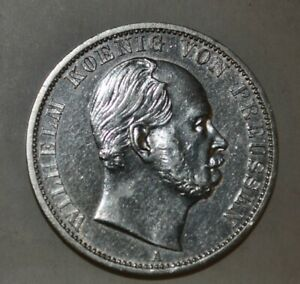 Germany Prussia 1867 Thaler W268