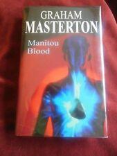 Graham Masterton - MANITOU BLOOD - 1st