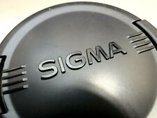 Sigma 72mm Lens Front Cap snap on type for APO EX