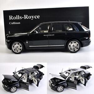 PreOrder 1:18 Rolls Royce Cullinan Full open Diecast Car