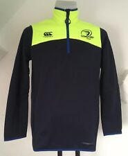 LEINSTER RUGBY PEACOAT THERMAL LAYER FLEECE BY CANTERBURY SIZE ADULTS LARGE NEW