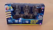 Character Building Doctor Who-Angelo piangente Esercito BUILDER Multi Pack-Nuovo di Zecca