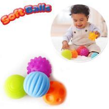 Jouets d'éveil Bébé Massage Molle Balles Jouet Enfant Jeux de Balles cadeau