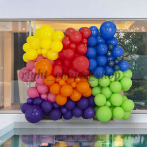 Balloon Arch Kit + Balloons Garland Birthday Wedding Party Baby Shower Decor UK