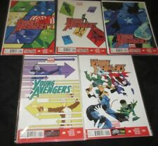 Young Avengers V.2 U-Pick One #1,2,3,4,5,6,7,11,13 or 14 Priced Per Comic