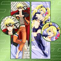 Japanese Anime Naruto Pillow Case Cover Hugging Body B