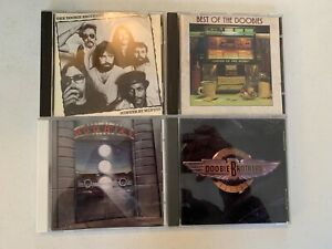 DOOBIE BROTHERS CD LOT OF 4! MINUTE,CYCLES,BEST OF VOLUME I & II!