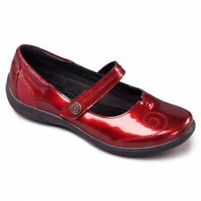 Padders 100% Leather Mary Janes for Women