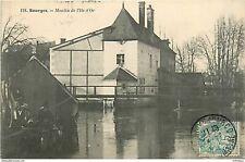 18* BOURGES moulin ile d or      MA91-0415