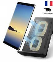 Chargeur Rapide Induction Sans Fil Qi 10W Qualité Puissant Samsung Iphone Fiable