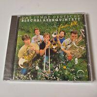 NEW Das Junge Deutsche BlechbläserquintettFresh Air RAM59603  Cd Various