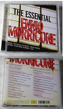 ENNIO MORRICONE The Essential (Das Lied vom Tod).. Deutsche Grammophon DO-CD TOP