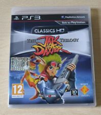 JAK E DAXTER TRILOGY PS3 COLLECTION PLAYSTATION 3 COMPLETO ITALIANO