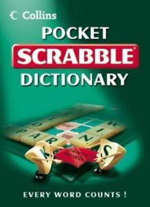 Collins Pocket Scrabble Dictionary,