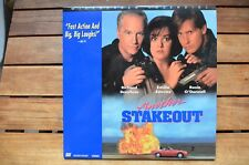 ANOTHER STAKEOUT R.Dreyfuss - NEW LaserDisc - FREE Post - mmoetwil@hotmail.com