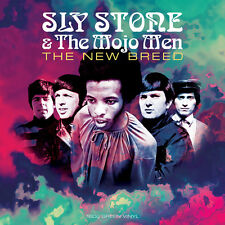 Sly Stone & The Mojo Men - The New Breed (180g Green Vinyl LP) NEW/SEALED