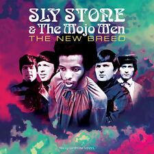 SLY Stone & THE Mojo MEN-LA NUOVA RAZZA (180 G Verde VINILE LP) nuovi/sigillati