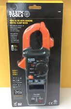 Klein Tools 400A AC/DC Auto-Ranging Digital Clamp Meter CL390