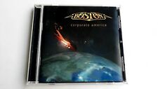 Boston Corporate America CD Made in Canada Artemis Records Brand New