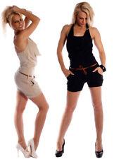 Markenlose Normalgröße Damen-Overalls aus Viskose