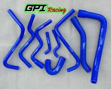 Silicone hose Holden COMMODORE VT-VX STATESMAN WH Supercharged 3.8L V6 L67 blue