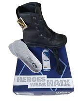 Original Bundeswehr Haix Combat Boots mod.2 Gore-tex Waterproof