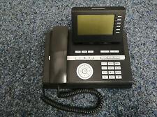SIEMENS OpenStage 40 SIP IP-Telefon in Lava-Grau TOP Zustand