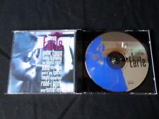 Steve Earle. Essential Steve Earle. Compact Disc. 1993. Made In Australia