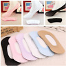 10Pairs Summer Women Invisible Footsies Shoe Liner Trainer Ballerina Boat Socks