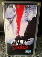 Attrazione fatale - vhs - 1987 - Univideo -F