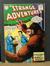 Strange Adventures  #117  HTF 1960 Nice***Key