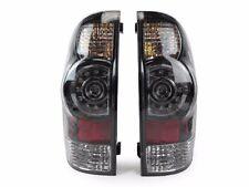 2005-2015 TOYOTA TACOMA LED TAIL LIGHTS- TRD - BLACK