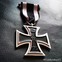 German Cross WW1 German Medal 2nd Class 1914-1918. Military Medal Prussia Repro