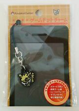 Japanese Pokémon Center Limited  Earphone Jack Accessory! *Pixel Art Jolteon*!