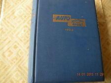 Jahrbuch 1955 Das Auto Motor und Sport Plastikeinband, guter Zustand