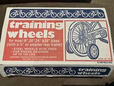 Wald W742 Training Wheels 16-26-Inch