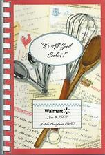 *LATROBE PA 2009 WALMART EMPLOYEES & FRIENDS COOK BOOK *TI'S ALL GOOD COOKIN