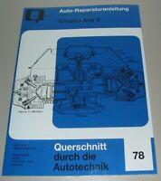 Reparaturanleitung Citroen Ami 6 Baujahre 1961 - 1969 Bucheli Reparatur Buch NEU