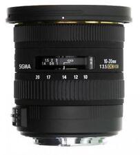 Kamera-Objektive mit Nikon F-Anschlussart und 10-20mm Brennweite
