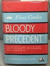 Fleur Cowles / BLOODY PRECEDENT 1952