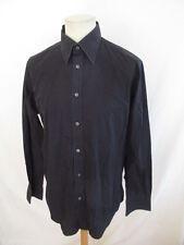 Chemise Versace Noir Taille 42 à - 87%