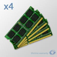 16GB (4x4GB) RAM Memory Upgrade for Apple iMac (DDR3-1333MHz 204-pin SODIMM)