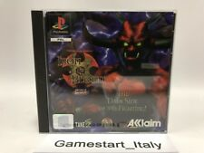 ADVANCED DUNGEONS & DRAGONS ICE & BLOOD WARRIORS OF RAVENLOFT - PS1 - USATO PAL